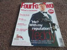 FourFourTwo - July 2001